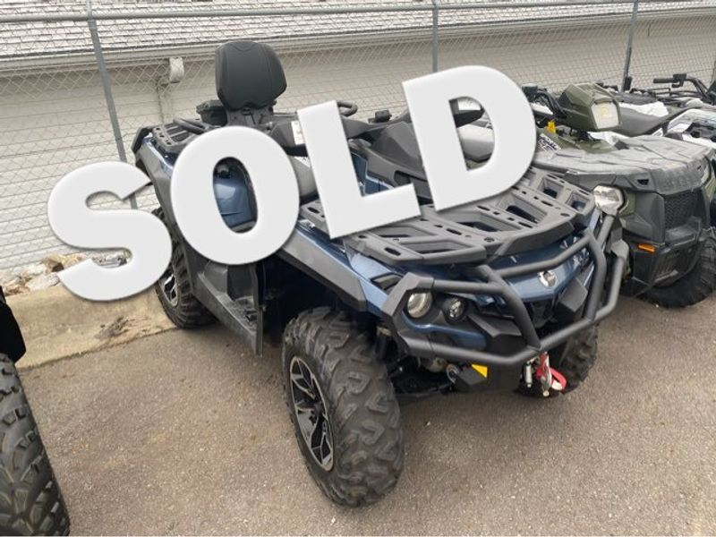 2018 Can Am OUTLANDER MAX 1000  - John Gibson Auto Sales Hot Springs in Hot Springs Arkansas