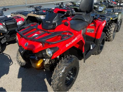 2018 Can-Am OUTLANDER MAX570  - John Gibson Auto Sales Hot Springs in Hot Springs, Arkansas