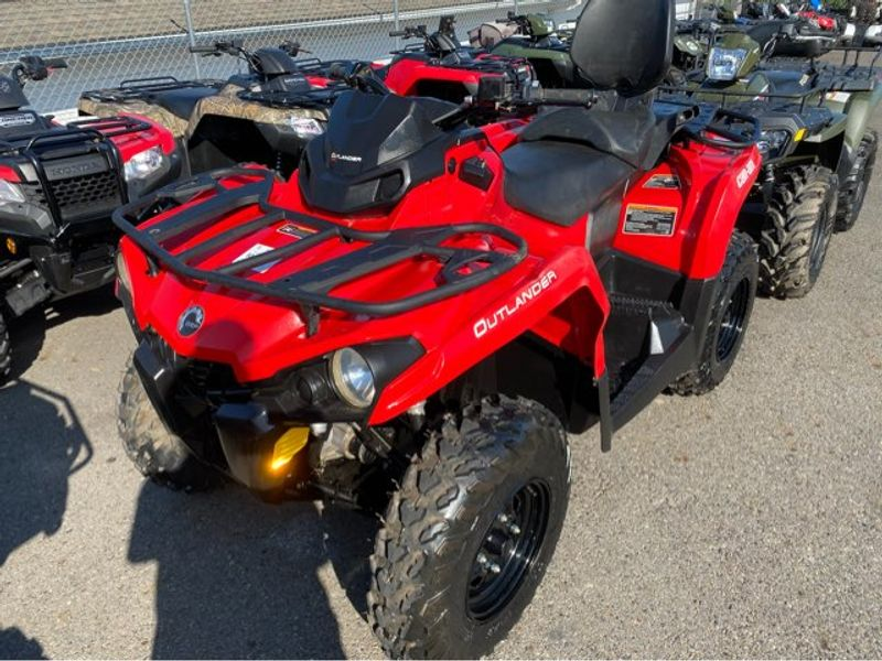 2018 Can-Am OUTLANDER MAX570  - John Gibson Auto Sales Hot Springs in Hot Springs Arkansas