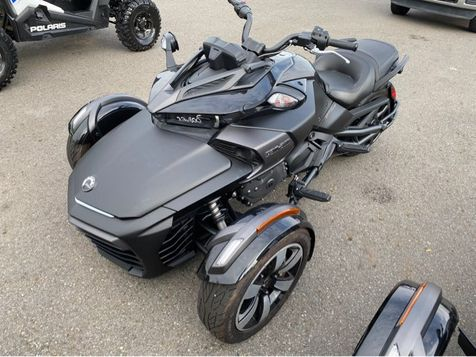 2018 Can-Am SPYDER F-3  - John Gibson Auto Sales Hot Springs in Hot Springs, Arkansas