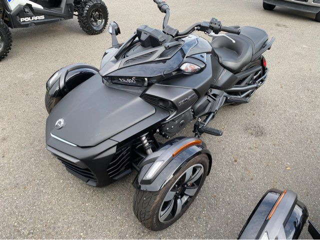 2018 Can-Am SPYDER F-3  - John Gibson Auto Sales Hot Springs in Hot Springs Arkansas