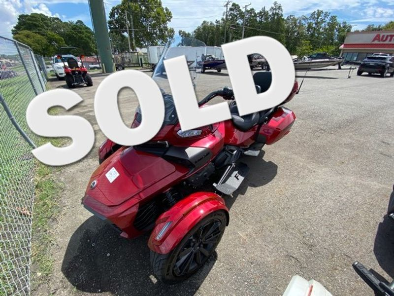 2018 Can-Am Spyder F3 Limited SE6   - John Gibson Auto Sales Hot Springs in Hot Springs Arkansas