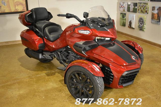 2018 Can-Am Spyder F3-T in Chicago, Illinois 60555