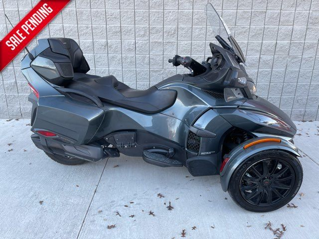 2018 Can Am SPYDER RT LIMITED SE-6