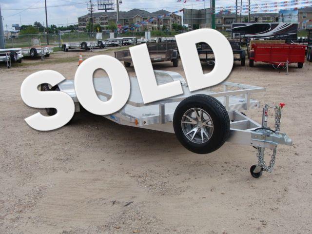 2018 Cargo Pro 16' Open Car Trailer Flatbed Auto Hauler CONROE, TX