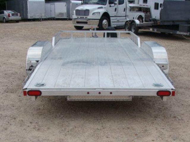 2018 Cargo Pro 16' Open Car Trailer Flatbed Auto Hauler CONROE, TX 11