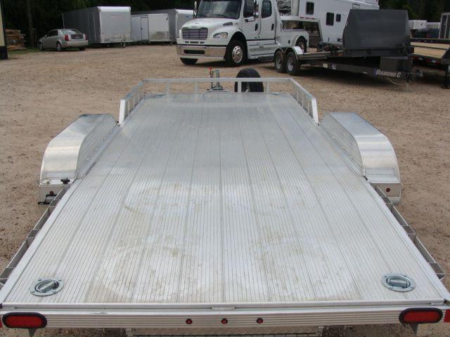 2018 Cargo Pro 16' Open Car Trailer Flatbed Auto Hauler CONROE, TX 13