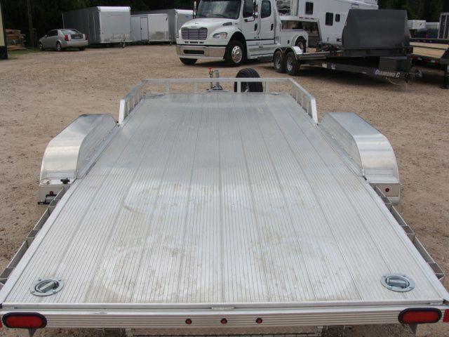 2018 Cargo Pro 18' Open Utility Car Trailer CONROE, TX 14