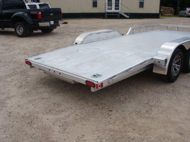 2018 Cargo Pro 18' Open Utility Car Trailer CONROE, TX 15