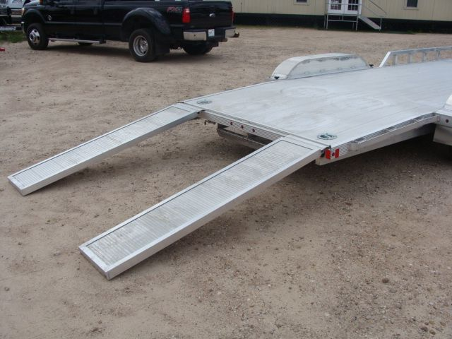 2018 Cargo Pro 18' Open Utility Car Trailer CONROE, TX 16