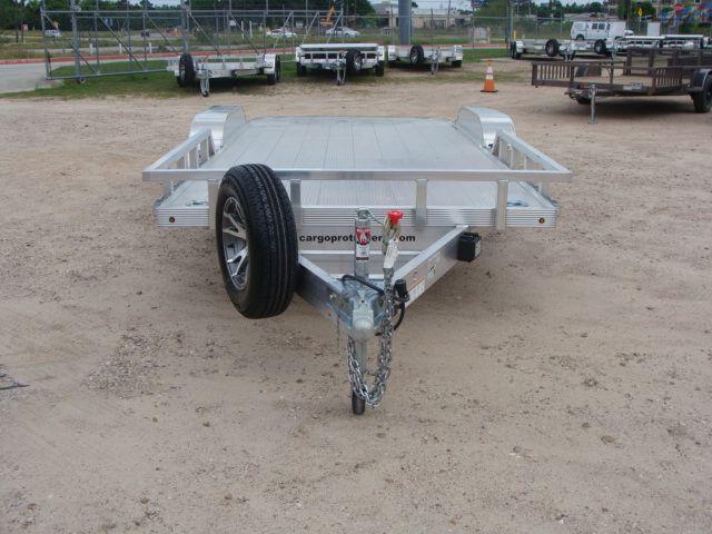 2018 Cargo Pro 18' Open Utility Car Trailer CONROE, TX 3