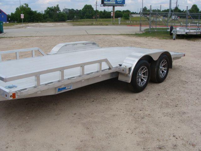 2018 Cargo Pro 18' Open Utility Car Trailer CONROE, TX 5