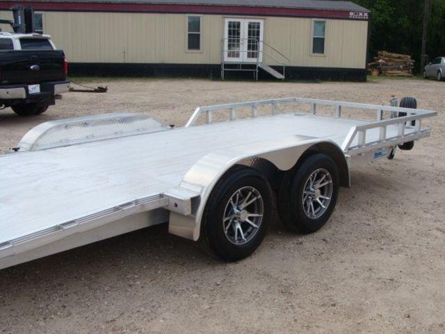 2018 Cargo Pro 18' Open Utility Open Car Trailer CONROE, TX 17