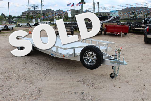 2018 Cargo Pro 20' Open Utility Open Car Trailer CONROE, TX