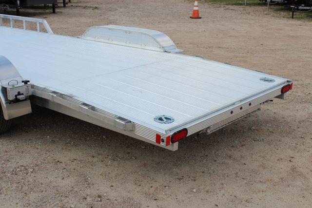 2018 Cargo Pro 20' Open Utility Open Car Trailer CONROE, TX 10