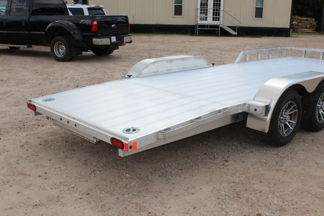 2018 Cargo Pro 20' Open Utility Open Car Trailer CONROE, TX 13