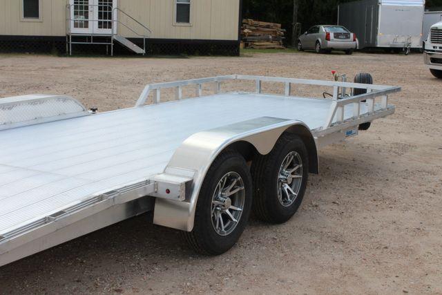 2018 Cargo Pro 20' Open Utility Open Car Trailer CONROE, TX 14