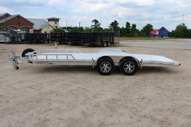 2018 Cargo Pro 20' Open Utility Open Car Trailer CONROE, TX 7