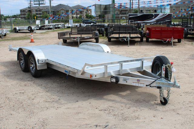 2018 Cargo Pro 20' Open Utility Open Car Trailer CONROE, TX 0