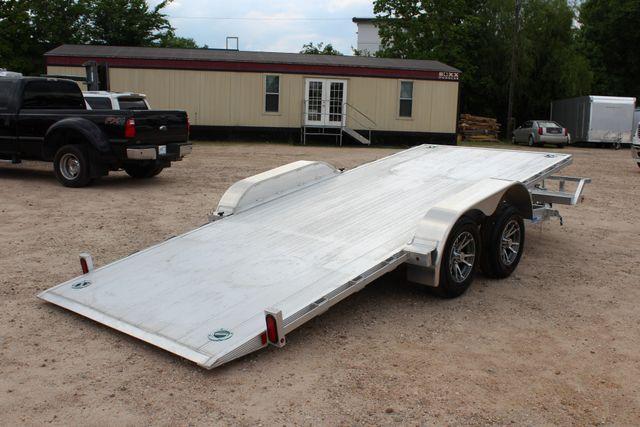 2018 Cargo Pro 20' Open Utility Open Car Trailer CONROE, TX 17