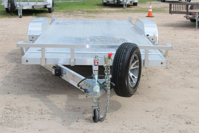 2018 Cargo Pro 20' Open Utility Open Car Trailer CONROE, TX 3