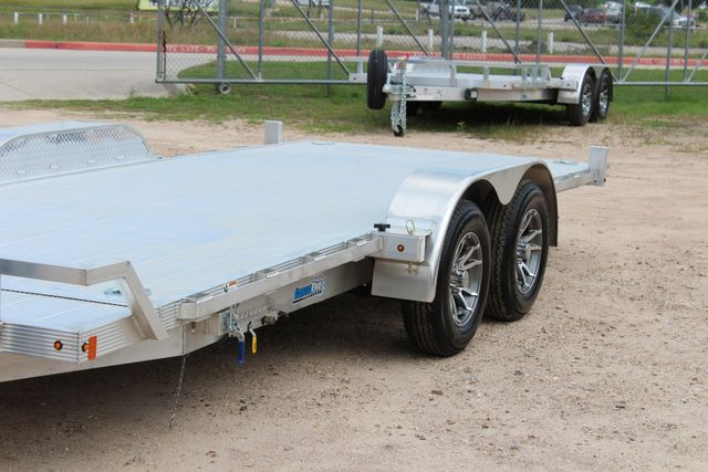 2018 Cargo Pro 20' Open Utility Open Car Trailer CONROE, TX 5