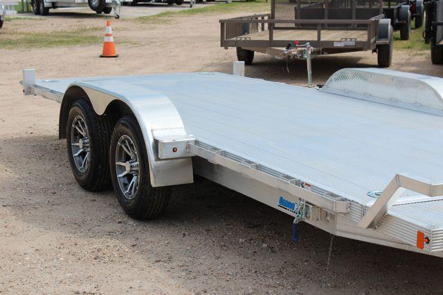 2018 Cargo Pro 20' Open Utility Trailer Open Car Trailer CONROE, TX 1