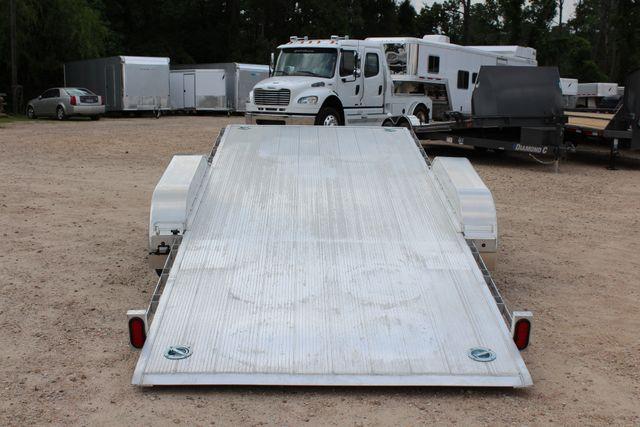 2018 Cargo Pro 20' Open Utility Trailer Open Car Trailer CONROE, TX 14
