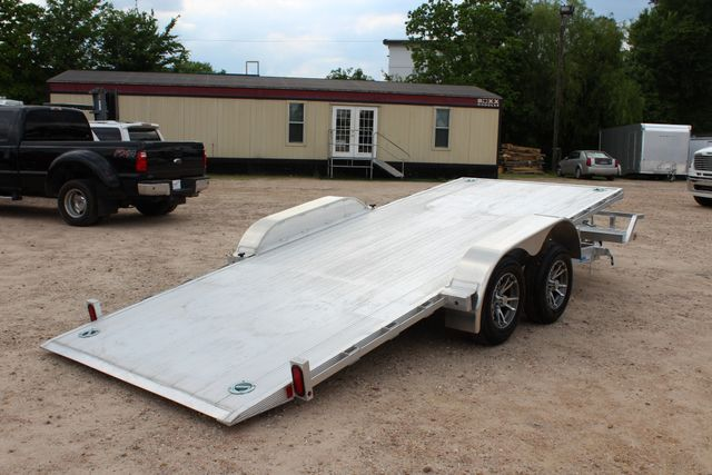 2018 Cargo Pro 20' Open Utility Trailer Open Car Trailer CONROE, TX 17
