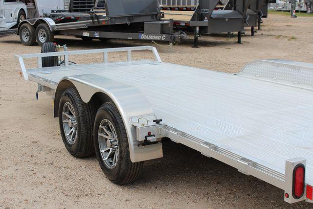 2018 Cargo Pro 20' Open Utility Trailer Open Car Trailer CONROE, TX 10