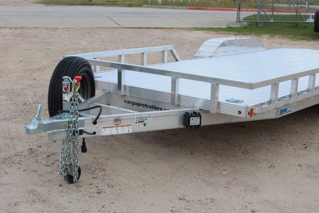 2018 Cargo Pro 8.5 X 20 OCT  20' - Open Car Trailer CONROE, TX 4