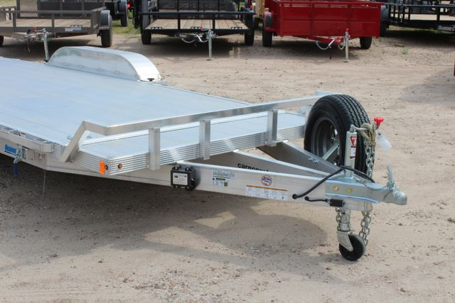 2018 Cargo Pro 8 X 20OCH TILT 20' Open Car Trailer - MANUAL HYDRAULIC TILT DECK CONROE, TX 2
