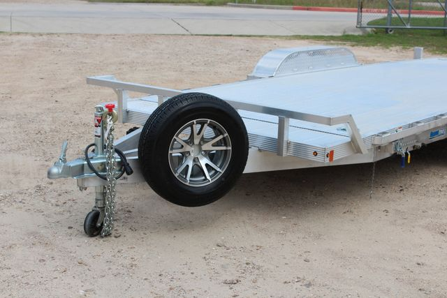 2018 Cargo Pro 8 X 20OCH TILT 20' Open Car Trailer - MANUAL HYDRAULIC TILT DECK CONROE, TX 4
