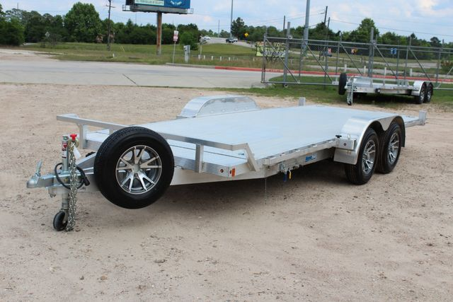 2018 Cargo Pro 8 X 20OCH TILT 20' Open Car Trailer - MANUAL HYDRAULIC TILT DECK CONROE, TX 6
