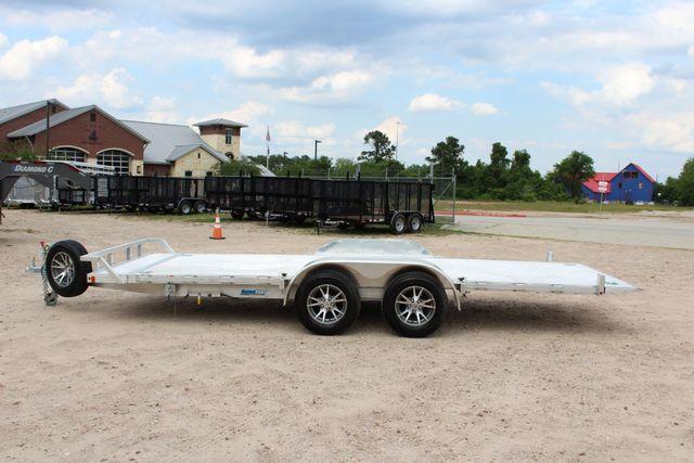 2018 Cargo Pro 8 X 20OCH TILT 20' Open Car Trailer - MANUAL HYDRAULIC TILT DECK CONROE, TX 7