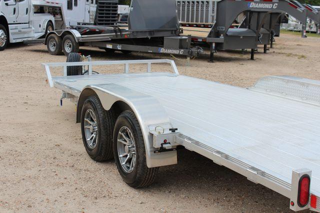 2018 Cargo Pro 8 X 20OCH TILT 20' Open Car Trailer - MANUAL HYDRAULIC TILT DECK CONROE, TX 9