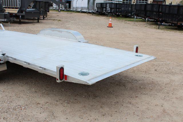 2018 Cargo Pro 8 X 20OCH TILT 20' Open Car Trailer - MANUAL HYDRAULIC TILT DECK CONROE, TX 10