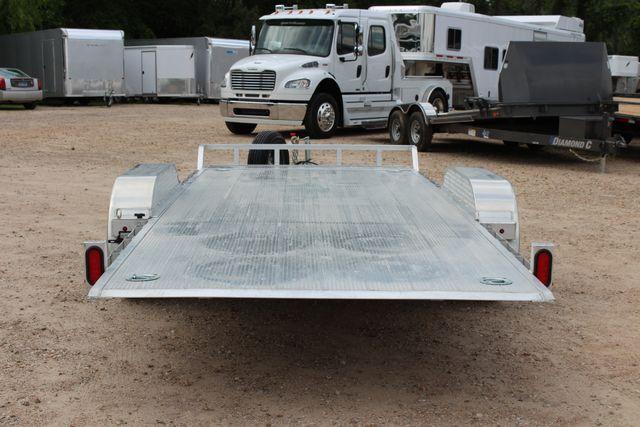 2018 Cargo Pro 8 X 20OCH TILT 20' Open Car Trailer - MANUAL HYDRAULIC TILT DECK CONROE, TX 12