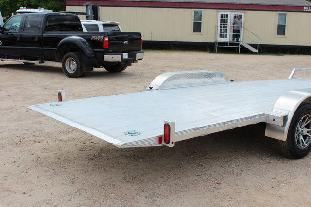 2018 Cargo Pro 8 X 20OCH TILT 20' Open Car Trailer - MANUAL HYDRAULIC TILT DECK CONROE, TX 15