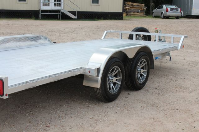 2018 Cargo Pro 8 X 20OCH TILT 20' Open Car Trailer - MANUAL HYDRAULIC TILT DECK CONROE, TX 17