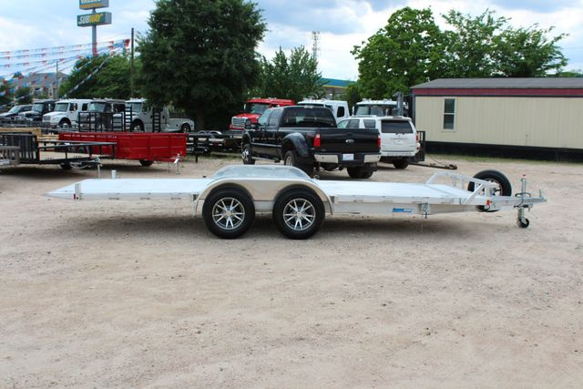 2018 Cargo Pro 8 X 20OCH TILT 20' Open Car Trailer - MANUAL HYDRAULIC TILT DECK CONROE, TX 19