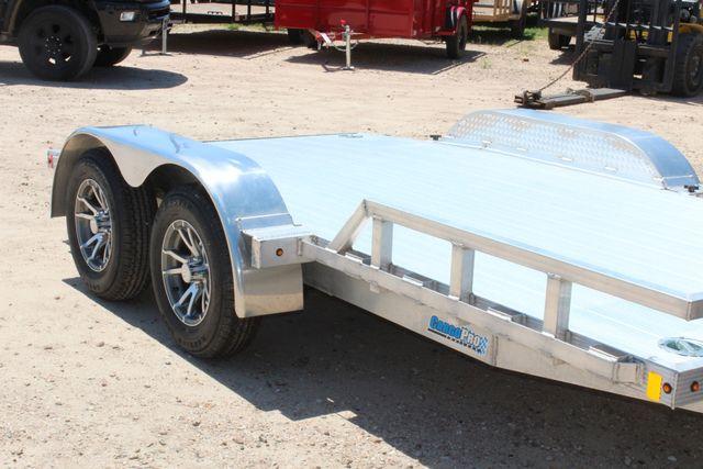 2018 Cargo Pro OPEN UTILITY 14' CAR TRAILER CONROE, TX 1