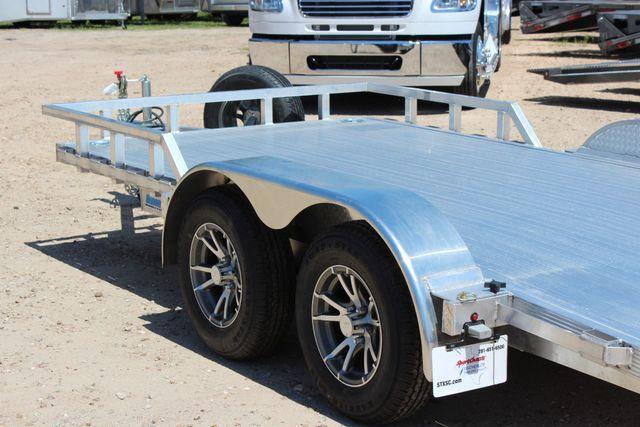 2018 Cargo Pro OPEN UTILITY 14' CAR TRAILER CONROE, TX 9
