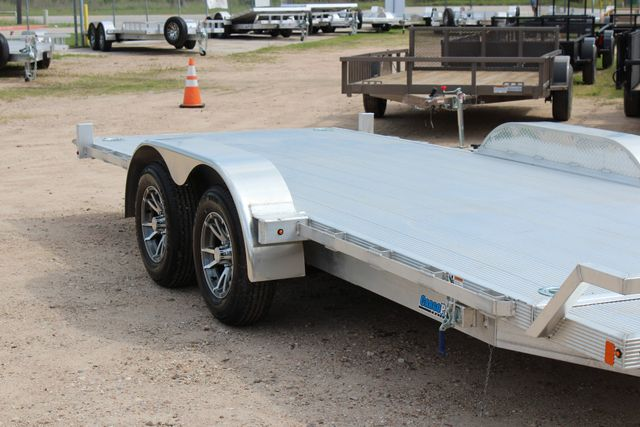2018 Cargo Pro 8.5 X 20 OCT TILT 20' MANUAL TILT - Open Car Trailer CONROE, TX 1