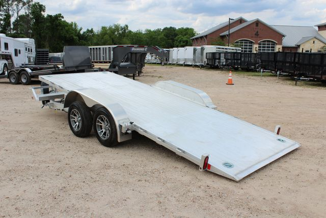 2018 Cargo Pro 8.5 X 20 OCT TILT 20' MANUAL TILT - Open Car Trailer CONROE, TX 17