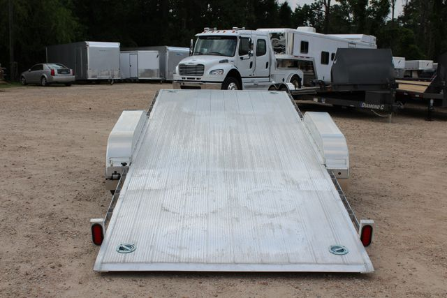 2018 Cargo Pro 8.5 X 20 OCT TILT 20' MANUAL TILT - Open Car Trailer CONROE, TX 18