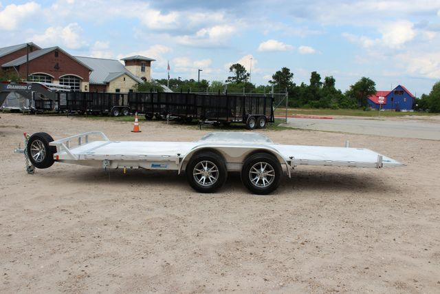 2018 Cargo Pro 8.5 X 20 OCT TILT 20' MANUAL TILT - Open Car Trailer CONROE, TX 7