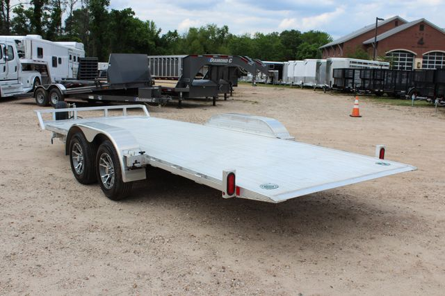 2018 Cargo Pro 8.5 X 20 OCT TILT 20' MANUAL TILT - Open Car Trailer CONROE, TX 8