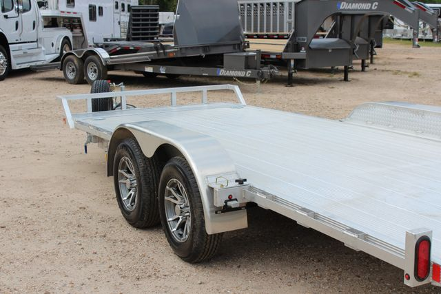 2018 Cargo Pro 8.5 X 20 OCT TILT 20' MANUAL TILT - Open Car Trailer CONROE, TX 9