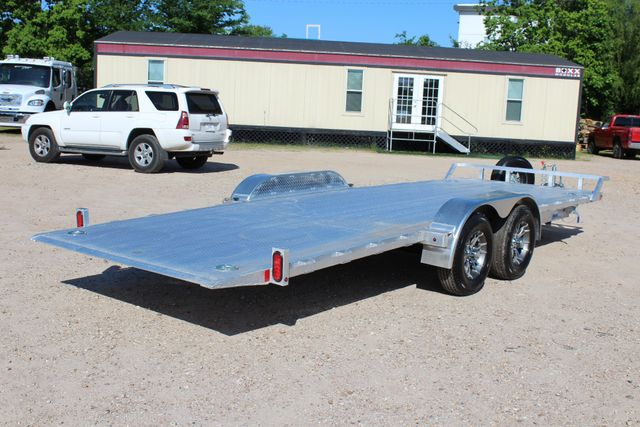 2018 Cargo Pro 22' - TILT DECK Manual Tilt Deck 22' Open Car Trailer - NO RAMPS! CONROE, TX 16